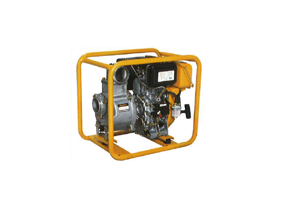 Robin engine driven pumps – Clyde